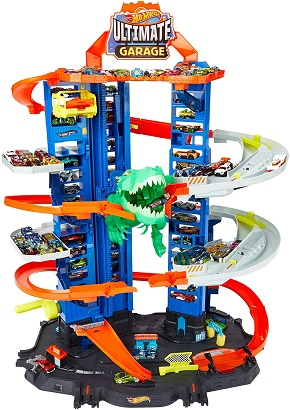 hot toys 2020 Big Hotwheels slides and car storage
