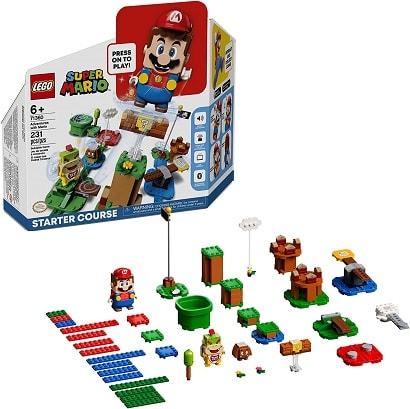 hot toys 2020 super mario legos