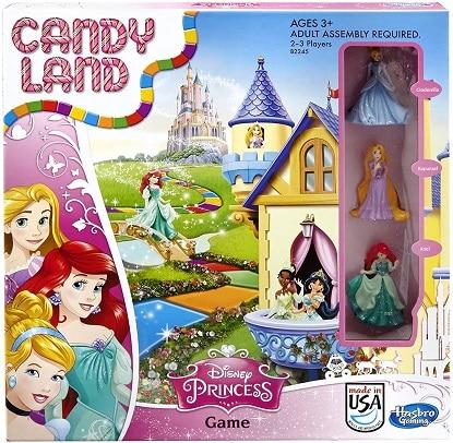 hot toys 2020 candy land disney game
