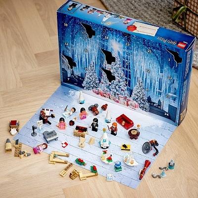 hot toys 2020 lego advent calendar