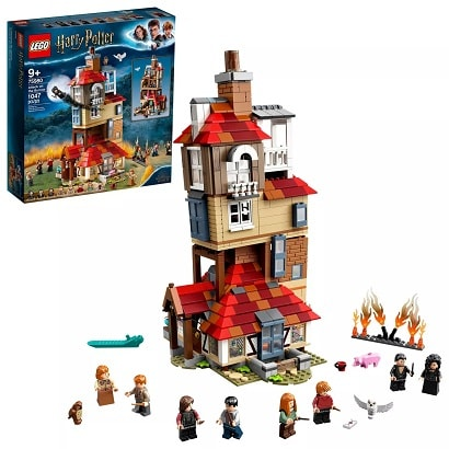 hot toys 2020 lego harry potter house