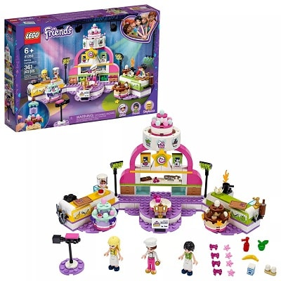 hot toys 2020 lego friends stage set