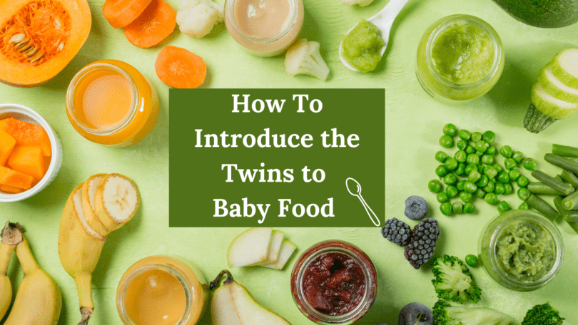 How to Introduce baby food