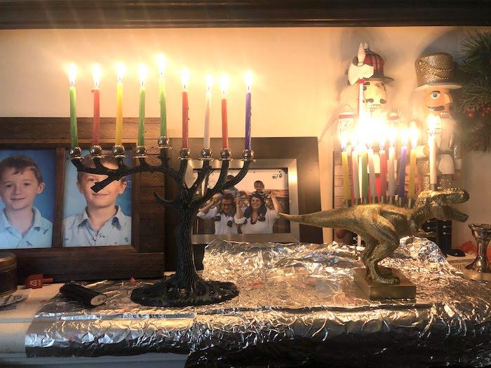 holiday safety tips menorahs