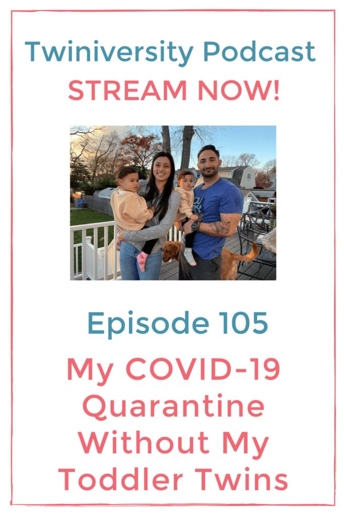 covid-19 quarantine pin