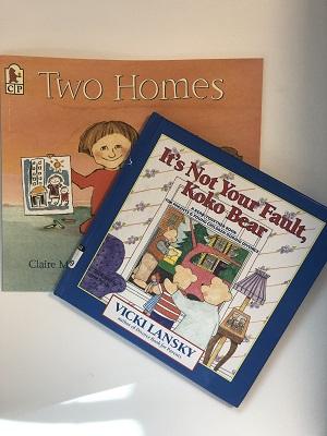 surviving divorce 2 childrens books