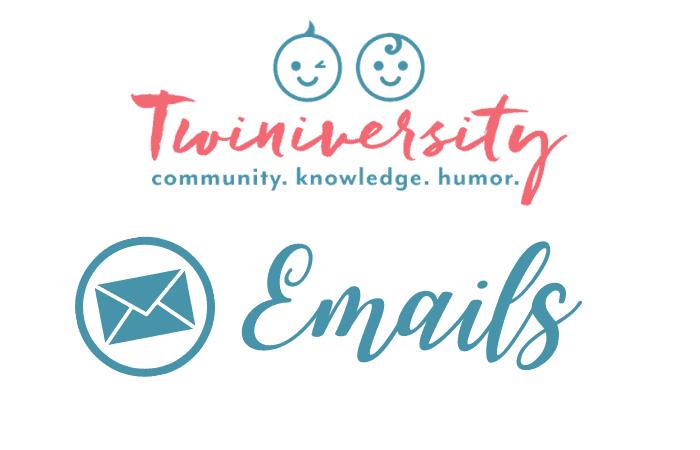 Twiniversity Emails