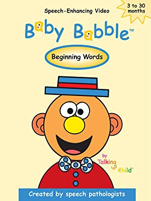 Baby Babble DVD cover for best baby sign language resources