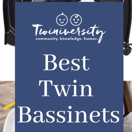 twin bassinet