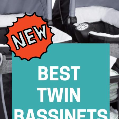 Best twin bassinets