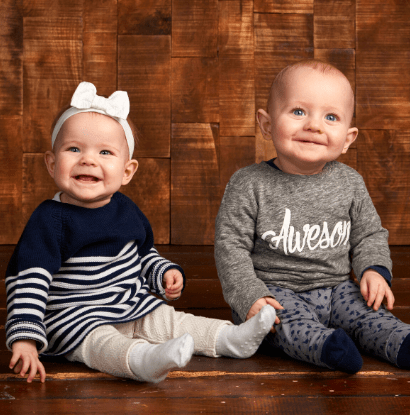 boy girl names for twins