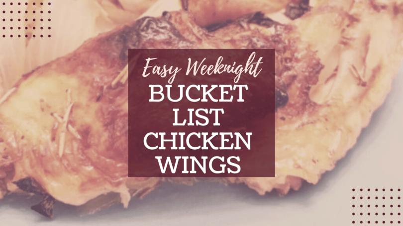 Chicken Wing Recipe