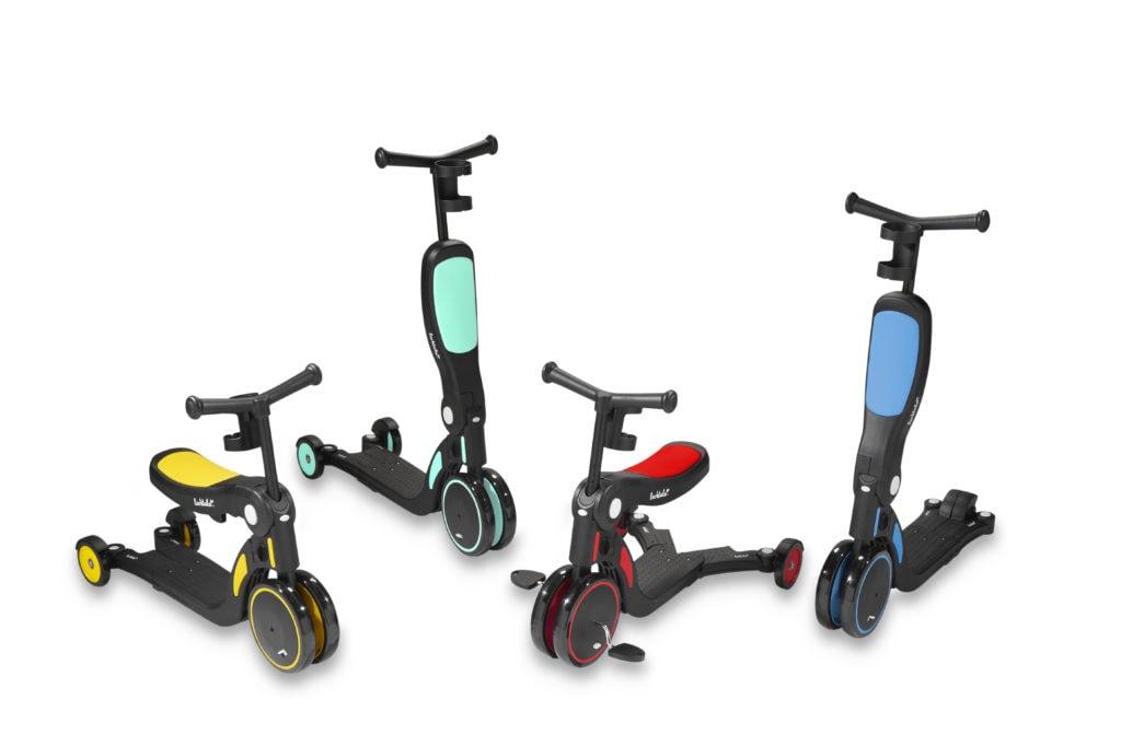 Larktale scoobi ride on toy 2021 twinnie award winner