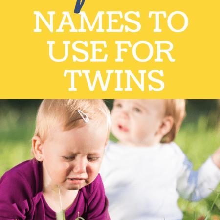Best Boy Girl Names to Help You Name Boy Girl Twins