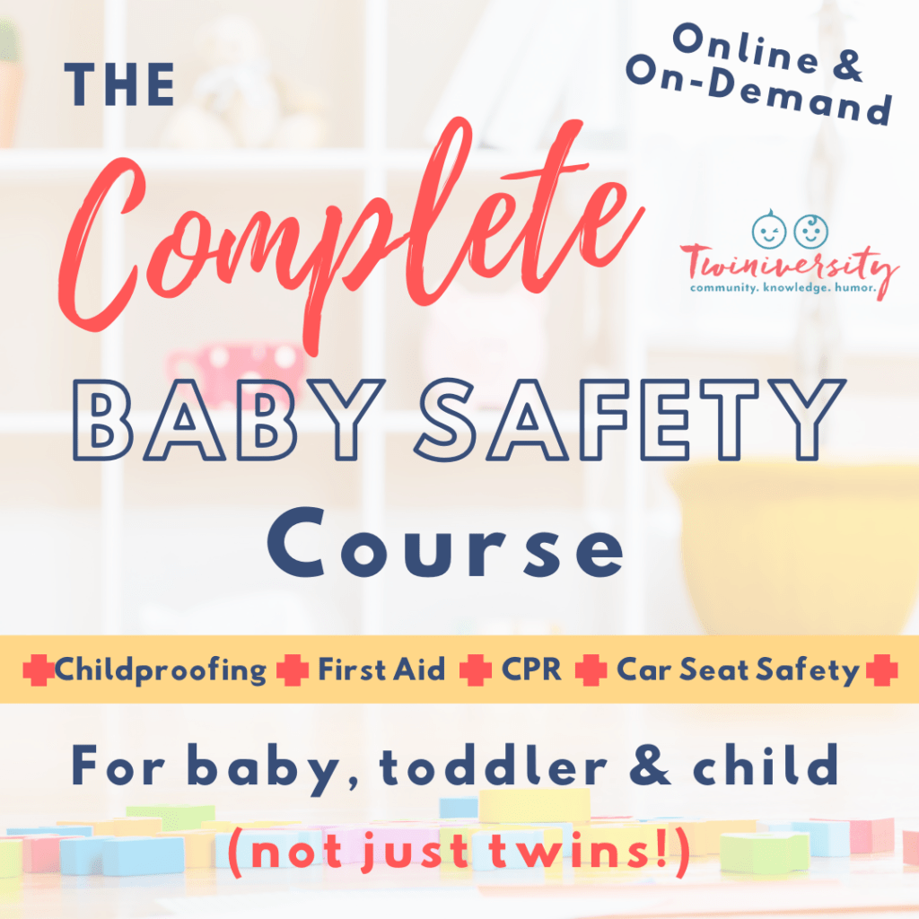 baby safety course
