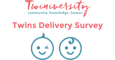 Twins Delivery Survey