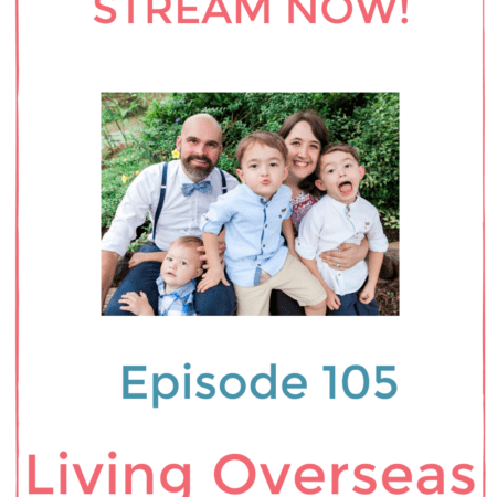 Living Overseas with Twins  |  Twiniversity Podcast with Twin Mom Rachel Ernst