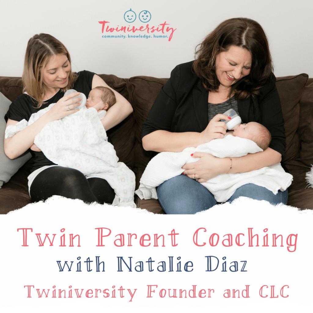 Twin Parent Coaching with Natalie Diaz