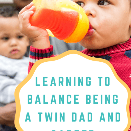 Learning to Be a Twin Dad |   Twiniversity Podcast with Twin Dad Carlos Ortiz