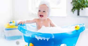 Bath and Diaper Articles