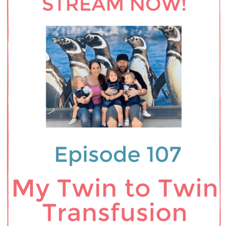 My Twin to Twin Transfusion Syndrome Experience | Twiniversity Podcast With Twin Mom Amanda Blankenship