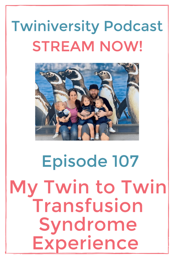 twin to twin transfusion syndrome experience pin