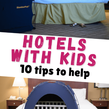 hotel tips with kids