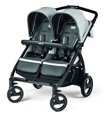 per perego book for two side by side stroller