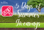 Step2 5 Days of Summer Giveaways