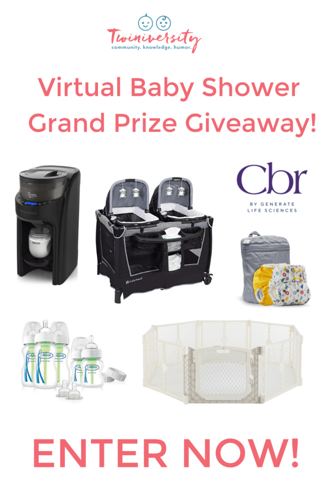 Enter the Grand Prize Giveaway