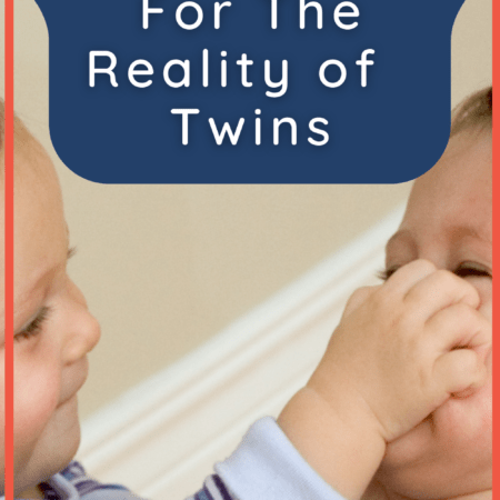 The Internet Didn't Prepare Me for My Twin Delivery |  Twiniversity Podcast With Twin Mom Michelle Carroll