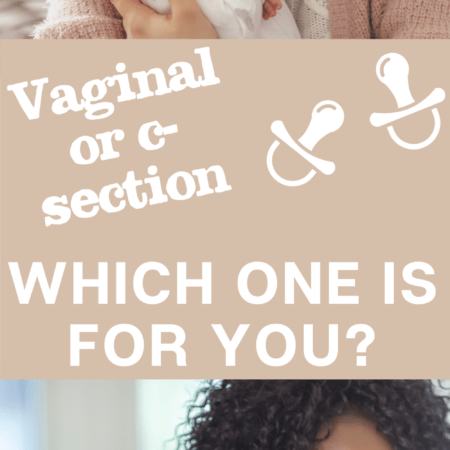 What's the Difference Between a Vaginal Delivery and a Planned C-Section?