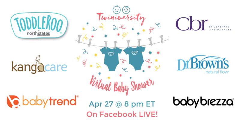 Virtual Baby Shower Apr 2021