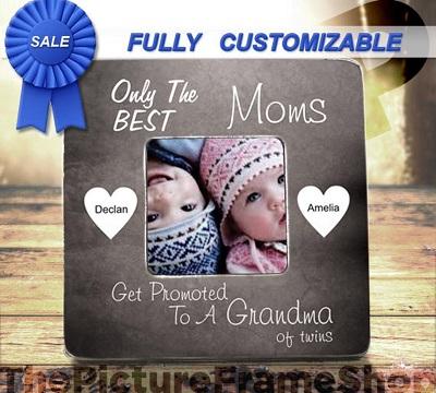 personalized grandma picture frame