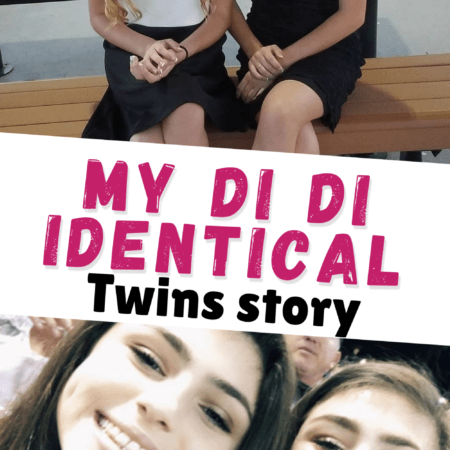 My Di Di Identical Twins Zygosity Challenged My Mom Goggles