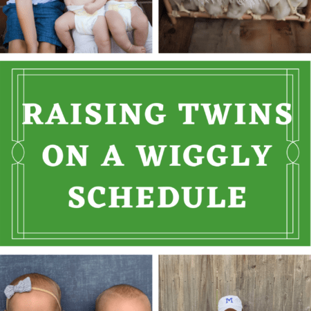 Raising Infant Twins on a Wiggly Schedule     Twiniversity Podcast With Twin Mom Sarah Beth Moreau