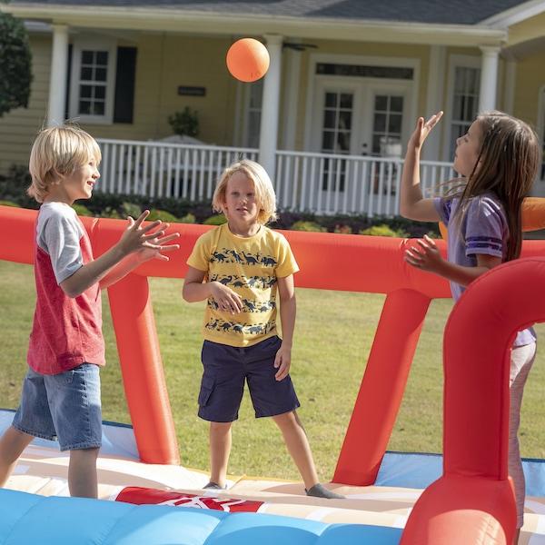 DIY Backyard Olympic Games + Step2 Giveaway