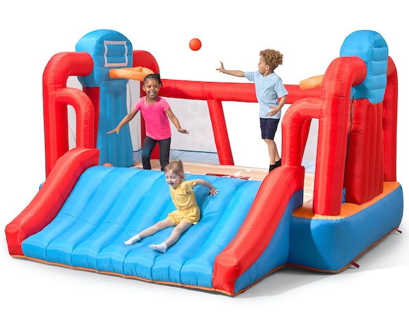 step2 b-ball inflatable