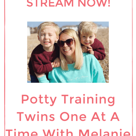 Potty Training Twins One at a Time | Twins Tale Podcast