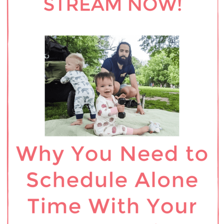 Why You Need to Schedule Time Alone with Your Partner