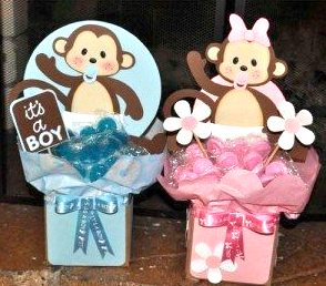 Unique Themes for a Twin Baby Shower