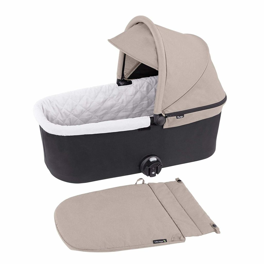 baby jogger pram and cover
