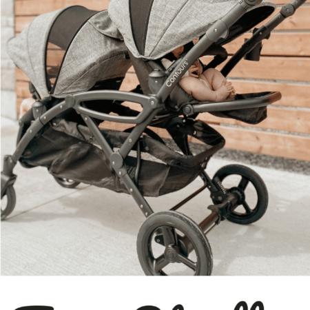 twin stroller shopping tips