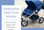 bumbleride indie twin stroller review