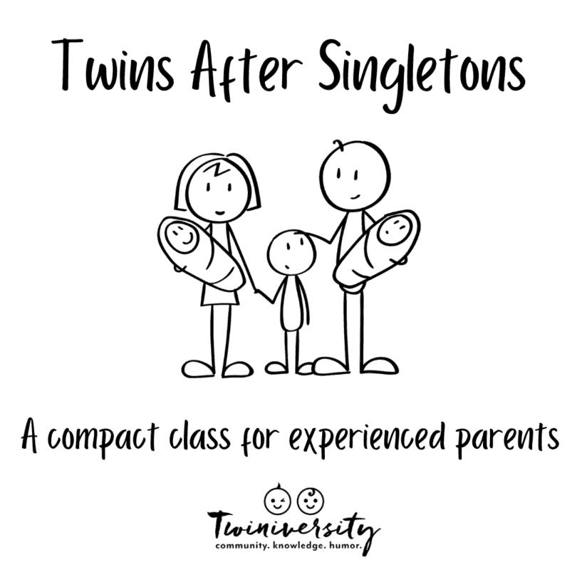 twiniversity twins after singletons class