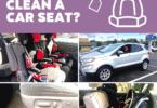 gallery of photos of car seats, car, dirty car floor