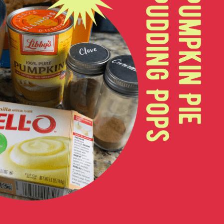 Pumpkin Pie Pudding Pops Recipe: A Delicious Sweet Treat