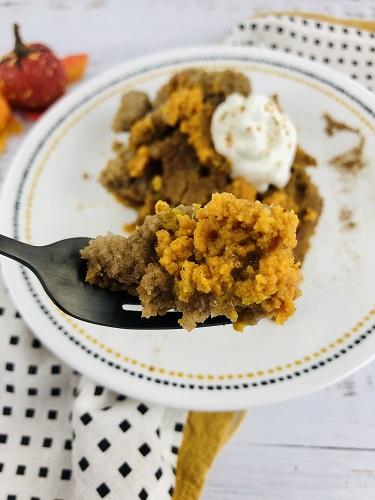 Pumpkin Pie Dump Cake: A Fall Treat For The Whole Family