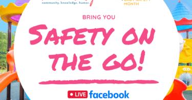 JPMA Safety Month 2021 Facebook Live
