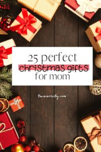 25 Perfect Christmas Gifts for Mom